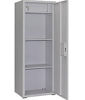 Шкаф архивный канцелярский ШБС-12, шкаф металлический для документов
