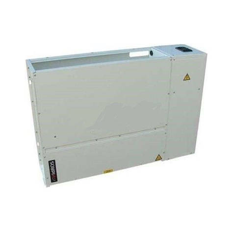 Осушитель воздуха для бассейна Hidros SBA 200 P, фото 2