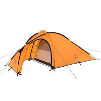 Палатка кемпинговая 3-х местная NatureHike Hiby III 20D силикон NH17K230-N