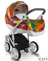 Детская коляска 2 в 1  Bexa Cube Amo