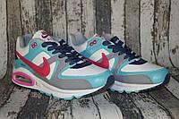 Женские кожаные кроссовки Nike Air Max