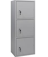 Шкаф архивный канцелярский ШБС-12/3, шкаф металлический для документов