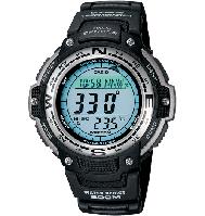 Мужские часы Casio SGW100-1V Касио водонепроницаемые японские кварцевые