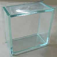 Стеклоблок прозрачный 200х200х100 (изготавливается по заказу)