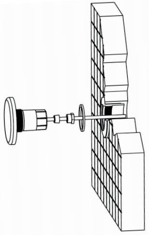 установка прожектора Aquaviva LED028–99LED