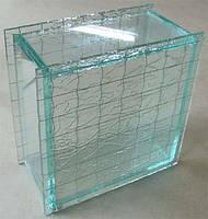 Стеклоблок армированный 200х200х100 (изготавливается по заказу)