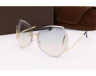 Солнцезащитные очки Tom Ford (5009) green SR-605
