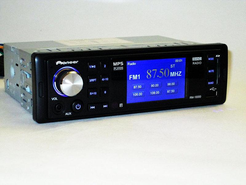 """Автомагнітола Pioneer JD403 3""""Video екран+USB+SD"""