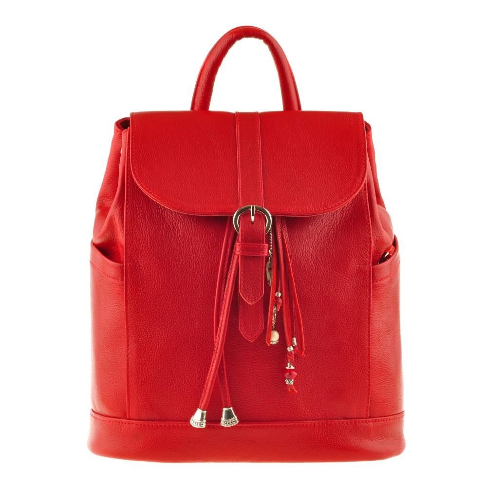 """Кожаный женский рюкзак """"Олсен"""""""