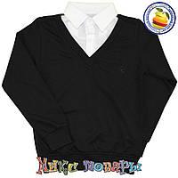 Батник с рубашкой Обманка пр- во Турция от 6 до 13 лет (5465)