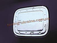 Накладка на люк бензобака Carmos на Volkswagen Caddy 2004-2010