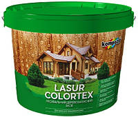 Антисептик Lasur Colortex TM Kompozit, 10л