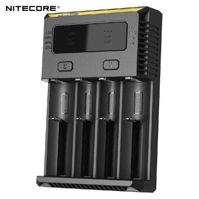 Зарядное устройство универсальное Nitecore I4 (18650 / AA / AAA) NEW