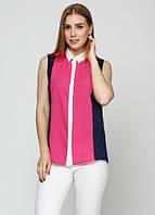 8104 Блуза женская малиновая: imprezz.com.ua