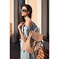 """Кожаный женский рюкзак """"Олсен"""", фото 9"""
