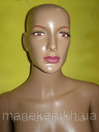 Манекен женский в полный рост Сиваян 33 с макияжем, фото 2
