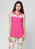 78105 Блуза женская розовая: imprezz.com.ua