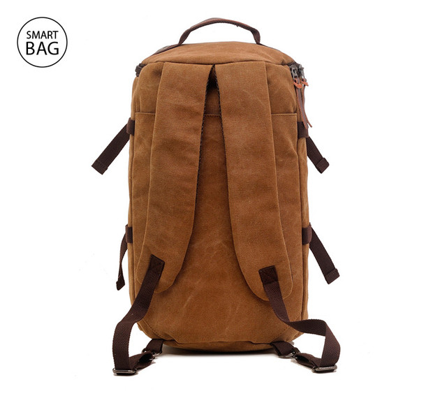 Рюкзак-трансформер Augur | коричневый