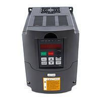 Частотный регулятор оборотов двигателя для насосов до 2.2 кВт