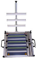 Мини-нагревательная рамка с несколькими рейками Herz