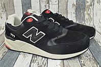 Мужские замшевые кроссовки New Balance 999