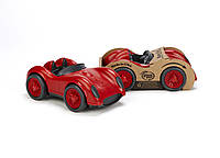 "ЭКО Игрушка ""Красная гоночная машина"" Green toys"