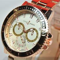 Большие мужские часы Ulysse Nardin Maxi Marine U5220, фото 1