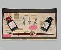 Письменный набор Генуя La Kaligrafica