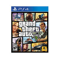 Гра Sony PS4 Sony PS4 Grand Theft Auto V (PS4) Gray