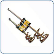 Насадка для міксера для будівельних розчинів SDS+ 120 х 600 мм HTtools