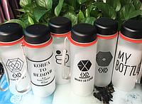 "Бутылка для воды ""EXO"""