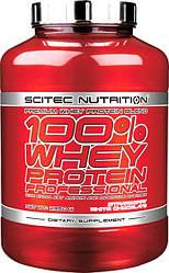 Протеїн Scitec Nutrition 100% Whey 2.350 kg