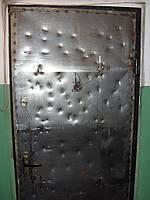 Комплексный ремонт двери.