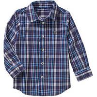Рубашка детская на мальчика 2-3 года