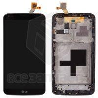 Дисплейный модуль для мобильных телефонов  LG G Flex D955, серый