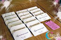 Приглашения на свадьбу в конверте, большие