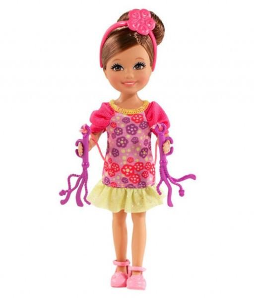 Кукла Барби Кира подружка Челси