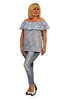 """Блуза """"Мальди"""" - Модель 1554, фото 1"""