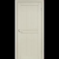 Дверь межкомнатная MILANO дуб беленый глухое
