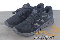 Кроссовки Nike Free Run 2.0 Чёрные