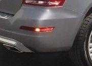 Отражатель (катафот) заднего бампера правый Mecedes-Benz GLK X204 2013-2015 Новый Оригинальный