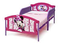 """Детская кроватка """"Минни Маус 2"""" металл+пластик от Delta children, фото 1"""