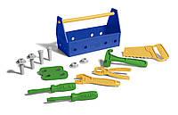 ЭКО Игрушечный набор столярных инструментов Green toys