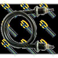 """ТЭН для котла КПЭ-160 3,0 кВт широкая """"скрепка"""", углеродистая сталь, штуцер M22"""