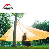 Тент туристический 4,25х5,55 со стойкой NatureHike полиэстер NH15T003-M