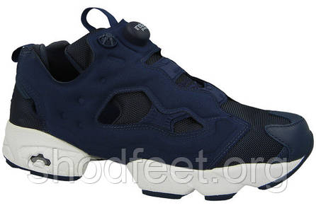 bc15b37f8930 Мужские кроссовки Reebok InstaPump Fury OG V65752 Blue White ...