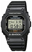 Мужские часы Casio G-Shock DW5600E-1V Касио противоударные японские кварцевые