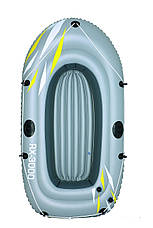 Полутораместная надувная лодка Bestway 61103 RX-3000 Raft, 188 х 98 см, фото 2