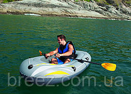 Полутораместная надувная лодка Bestway 61103 RX-3000 Raft, 188 х 98 см, фото 3