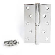 Петля APECS 125*75-B-Steel-CR-L